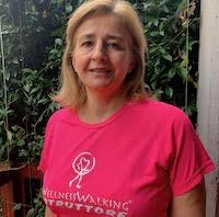 Caterina Lazzarini Istruttrice Wellness Walking