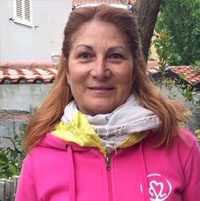 Gabriella De Salvo, Istruttrice di Wellness Walking