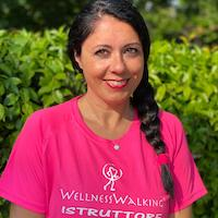 Laura Volpi Istruttrice Wellness Walking