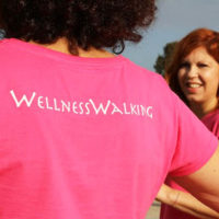 Le magliette del Wellness Walking