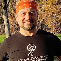Marco Cobino Istruttore Wellness Walking