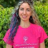 Noemi Franciosi Istruttrice Wellness Walking