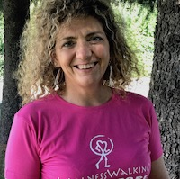Sara Valla Istruttrice Wellness Walking