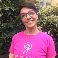 Stefania Delle Donne Istruttrice Wellness Walking
