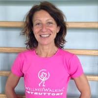 Stefania Sgrignuoli, Istruttrice di Wellness Walking