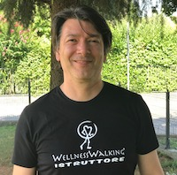 Stefano Colombari Istruttore Wellness Walking