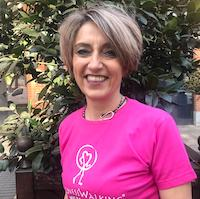 Vania Bellato Istruttrice Wellness Walking