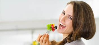Wellness Walking, alimentazione e stile alimentare