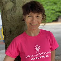 Annamaria Iannuzzi Istruttrice Wellness Walking
