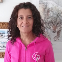 Elena Bianco Chinto Istruttore Wellness Walking