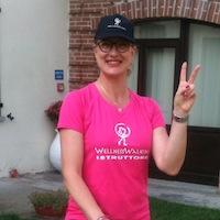 Sabrina Ambrogiani, Istruttrice di Wellness Walking